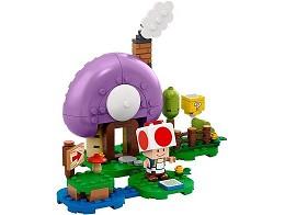 LEGO Super Mario Toad's Special Hideaway