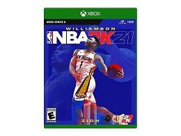 NBA 2K21 Series X