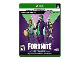 Fortnite: The Last Laugh Bundle Xbox Series X