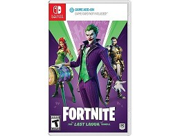 Fortnite: The Last Laugh Bundle NSW