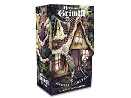 Grimm Mitos y Leyendas: Hansel y Gretel