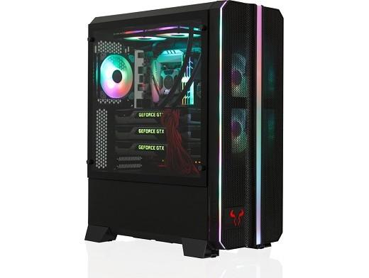 Gabinete PC RioToro CR1288 TG