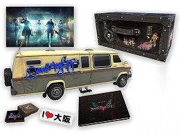 Devil May Cry 5 Collector's Edition Sin juego