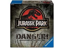 Jurassic Park Danger! - Juego de mesa