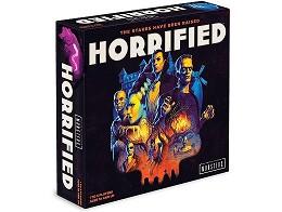 Horrified: Universal Monsters - Juego de mesa
