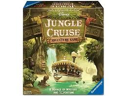 Disney Jungle Cruise - Juego de mesa