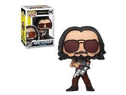 Figura Pop! Cyberpunk 2077 - Johnny Silverhand