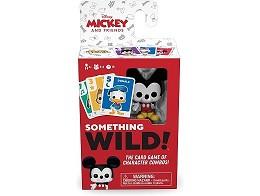 Something Wild: Mickey - Juego de cartas