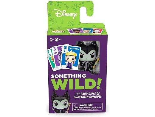 Something Wild: Villains - Juego de cartas
