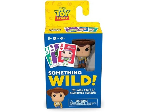 Something Wild: Toy Story - Juego de cartas