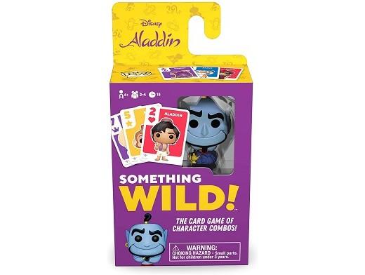 Something Wild: Aladdin - Juego de cartas
