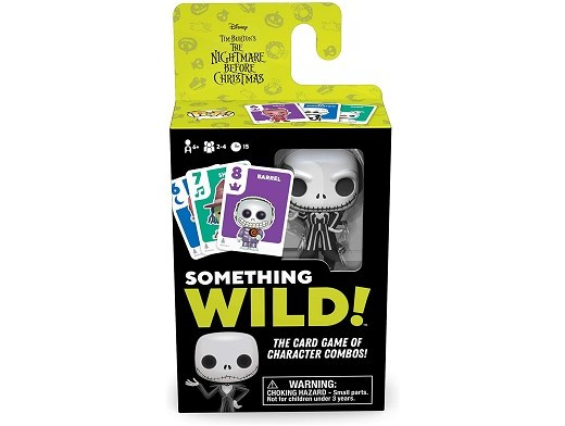 Something Wild: Jack Skellington - Juego de cartas