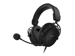 Headset HyperX Cloud Alpha S Gaming PC