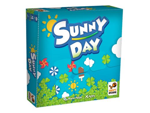 Sunny Day - Juego de mesa