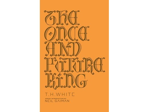 The Once and Future King (ING) Libro