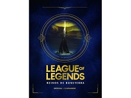 League of legends: Reinos de Runeterra (ESP) Libro