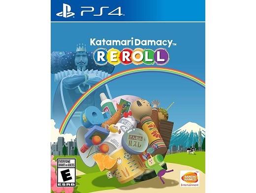 Katamari Damacy Reroll PS4