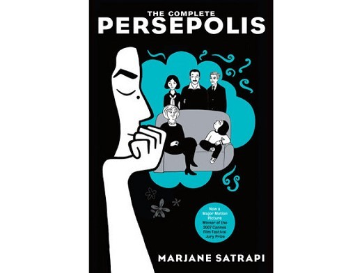 Persepolis (ING/TP) Comic