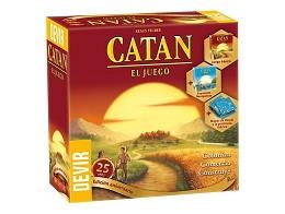 Catán Edición 25 Aniversario - Juego de mesa
