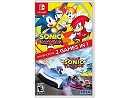 Sonic Mania + Team Sonic Racing Double Pack NSW
