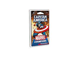 Marvel Champions: Capitán América