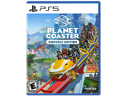 Planet Coaster Console Edition PS5