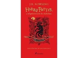Harry Potter y el prisionero Azkaban G (ESP) Libro