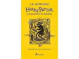 Harry Potter y el prisionero Azkaban H (ESP) Libro