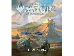Art of Magic: The Gathering Dominaria (ING) Libro