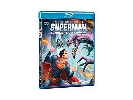 Superman: El Hombre del Mañana - Blu-Ray