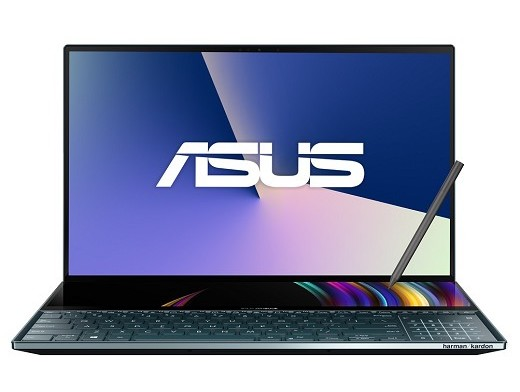 Notebook ASUS Zenbook Pro Duo UX581LV-H2025T