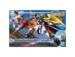Model Kit Gundam Aegis Knight HG