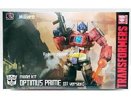 Model Kit Optimus Prime G1 version Transformers
