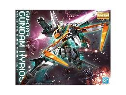 Model Kit GN-003 Gundam Kyrios MG