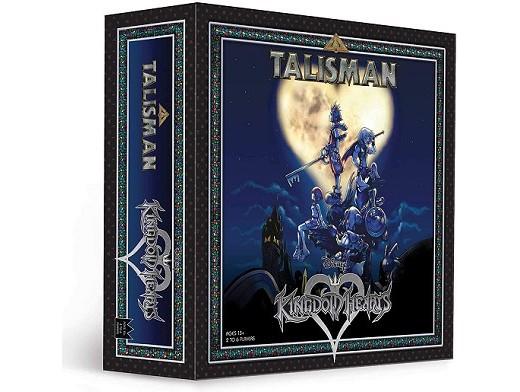 Kingdom Hearts Talisman JDM