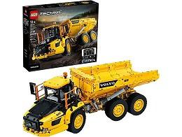 LEGO Technic 2193 Dúmper Articulado Volvo 6x6