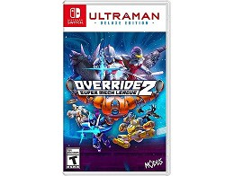 Override 2: Ultraman Deluxe Edition NSW
