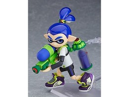 Figura figma Splatoon Boy