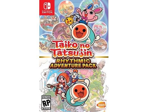Taiko no Tatsujin: Rhythmic Adventure Pack NSW
