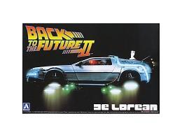 Model Kit De Lorean - Back to the Future II
