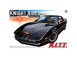 Model Kit K.I.T.T. - Knight Rider (Season 4)