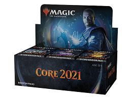 Display sobres MTG Core 2021