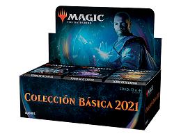 Display sobres MTG Colección Básica 2021