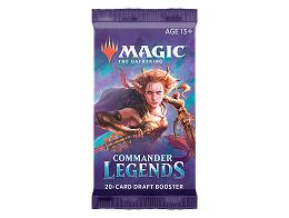 Sobre MTG Commander Legends