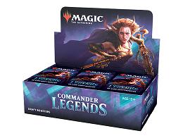 Display sobres MTG Commander Legends