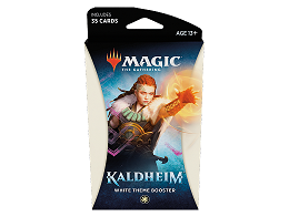 MTG Kaldheim - Theme Booster White