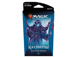 MTG Kaldheim - Theme Booster Blue