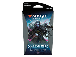MTG Kaldheim - Theme Booster Black