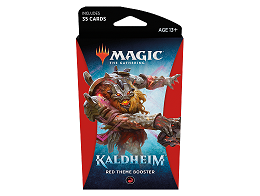 MTG Kaldheim - Theme Booster Red