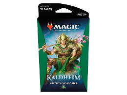 MTG Kaldheim - Theme Booster Green